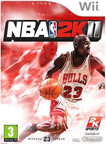 Take-Two Interactive NBA 2K11 - Juego (Nintendo Wii, Deportes ...