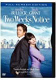Two Weeks Notice (Full-Screen Edition) (Snap Case)