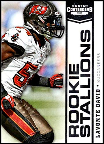 2012 Playoff Contenders Rookie Stallions #16 Lavonte David NM-MT Tampa Bay Buccaneers Official Licensed NFL Football Trading Card