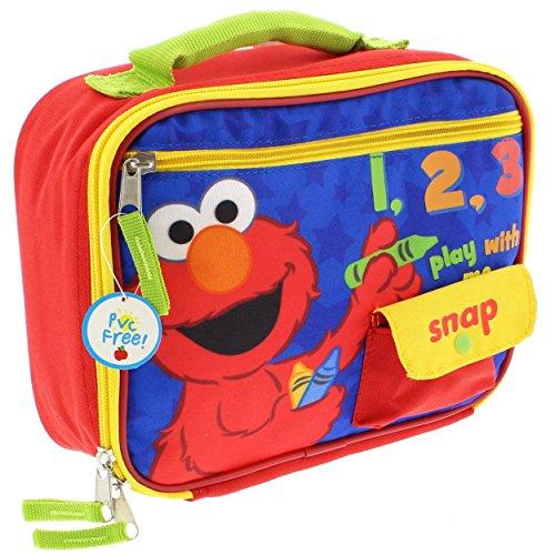 Sesame Street Elmo Lunch Tote