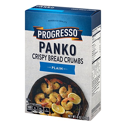 Progresso Panko Bread Crumbs - Progresso Panko Plain Bread Crumbs 8 oz Box