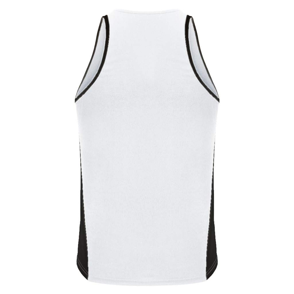 Leaf2you Men Bodybuilding Tank Tops Gym Workout Fitness Cotton Sleeveless T-Shirt Male Summer Casual Vest Running Muscle Tee