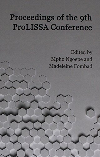 Proceedings of the 9th ProLISSA Conference by Cambridge Scholars Publishing