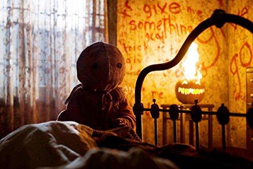 Trick R Treat Halloween Seasonal Horror Scary Creepy Pumpkins Tv Movie Film Poster Fabric Silk Poster Print B0129-6 -