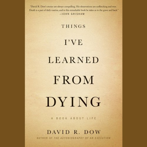 Things I've Learned from Dying: A Book About Life by Hachette Audio