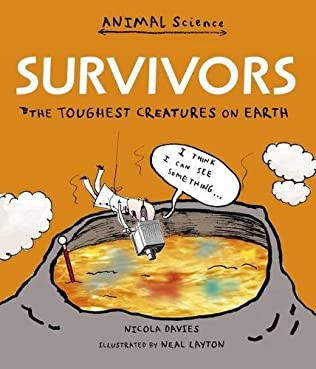 book cover of Survivors: The Toughest Creatures on Earth