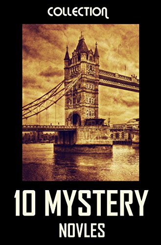 10 Mystery Novels: Boxed Set