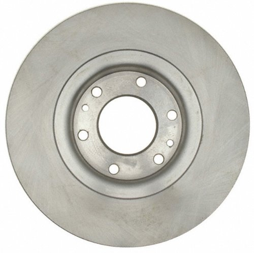 ACDelco 18A1421A Advantage Non-Coated Front Disc Brake Rotor