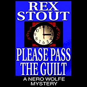 Please Pass the Guilt Audiobook