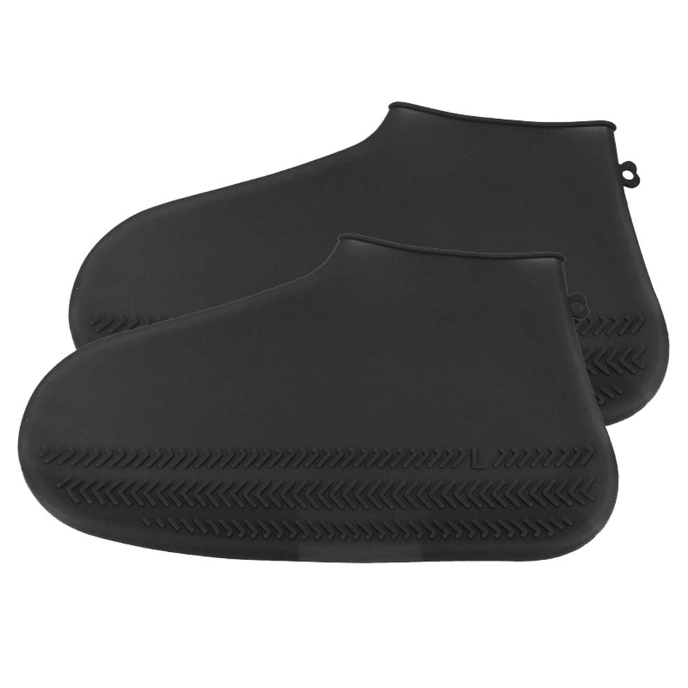 shengyuze Shoes Cover Waterproof Outdoor Reusable Waterproof Silicone Overshoes Rain Shoes Boots Cover Protector