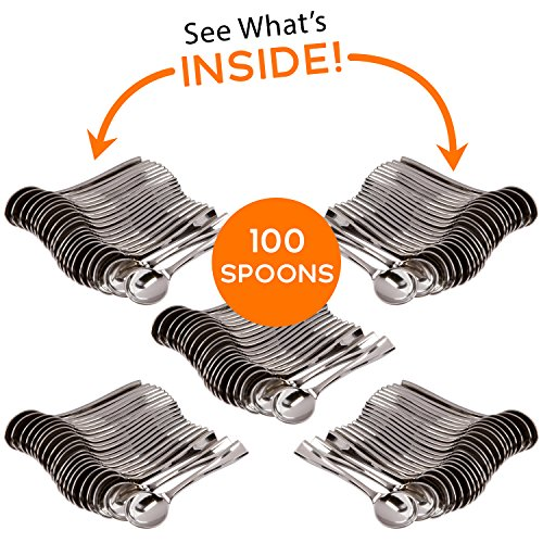 Buy disposable appetizer spoons