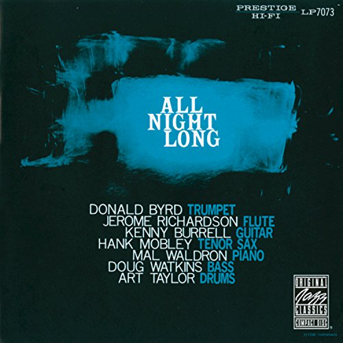 Donald Byrd - All Night Long