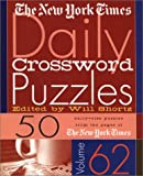 Daily Crossword Puzzles, New York Times Staff, 0312305125