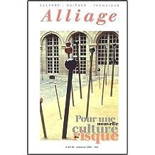 Revue Alliage, no 48-49