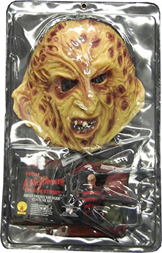 Morris Costumes Men's Freddy Krueger Blister Costume, Standard]()