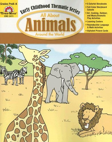 Amazon.com: All About Animals Around the World (9781596730342 ...