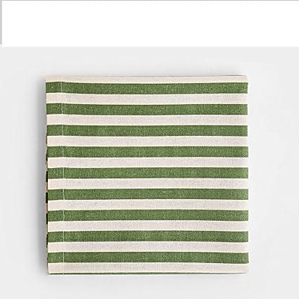 Sen Departamento de tela de algodón toalla servilleta tela de aislamiento estera foto accesorios de fondo