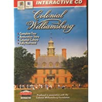 Colonial Williamsburg Interactive CD (2005)