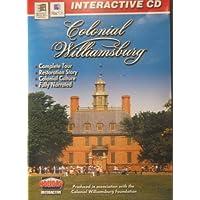 Colonial Williamsburg Interactive CD (2005)