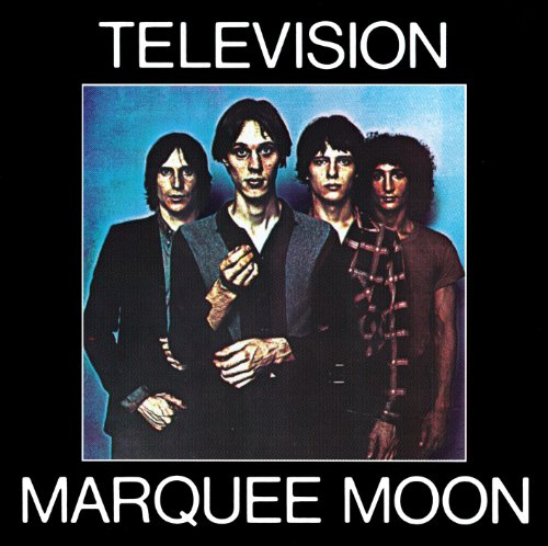 Original album cover of Marquee Moon by Television