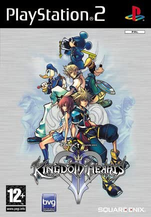 Kingdom Hearts II (PS2): Amazon.co.uk: PC & Video Games