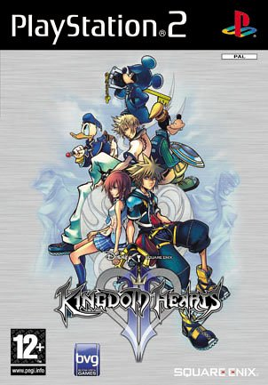 Image result for kingdom hearts 2 ps2