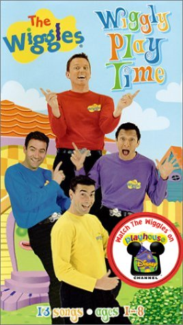 The Wiggles - Wiggly Play Time [VHS] by Universal Studios Home Entertainment
