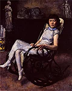 The Perfect effect Canvas of oil painting 'Xu Beihong, Portrait of Sun Duoci,20th century' ,size: 20x25 inch / 51x64 cm ,this Beautiful Art Decorative Prints on Canvas is fit for Basement decor and Home decor and Gifts