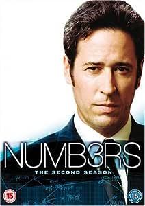 Numb3rs - Season 2 (2007) Rob Morrow; David Krumholtz; Judd Hirsch