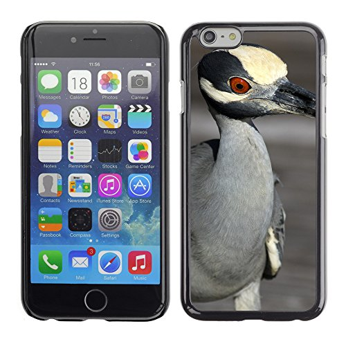 Premio Sottile Slim Cassa Custodia Case Cover Shell // F00016262 Gris oiseau // Apple iPhone 6 6S 6G 4.7""