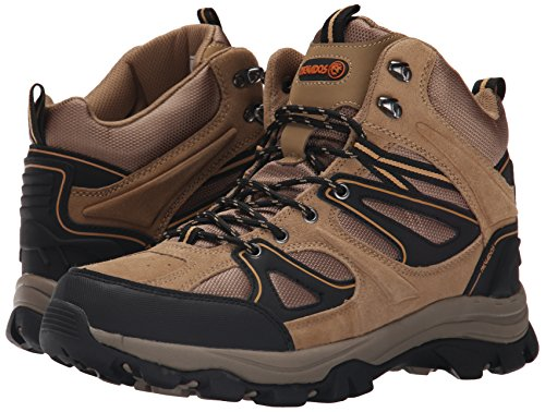 Pictures of Nevados Men's Talus Hiking Boot Light Brown/Black 11 M US 4