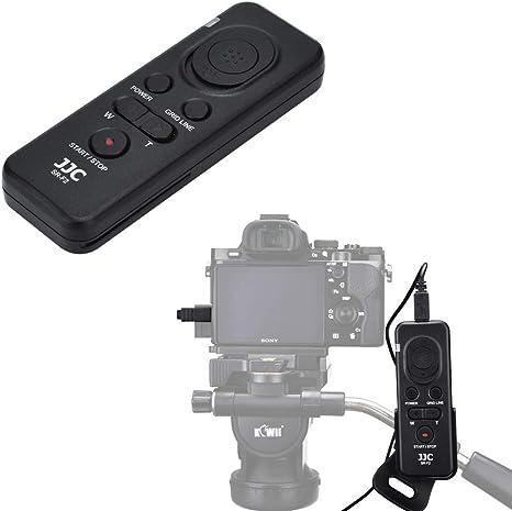 Jjc control remoto a distancia disparador para Sony-cámaras y videocámaras-sustituye a rm-vpr1