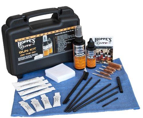 Hoppe's Elite Gun Kit on the Go Cleaning Kit by Hoppe's