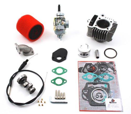 Honda Z50 XR50 CRF50 88cc Bore Kit, 20mm Carb Kit & Race Cam (Bore Kit Race)