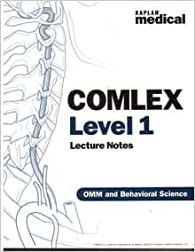 kaplan lecture notes behavioral science pdf