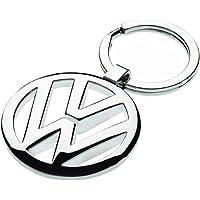 Volkswagen 000087908 sleutelhanger, zilver