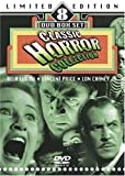 Classic Horror Collection (House on Haunted Hill / Human Monster / Invisible Ghost / Last Man on Earth / Nightmare Castle / Indestructible Man / Phantom Creeps / Unnatural) (Limited Edition)