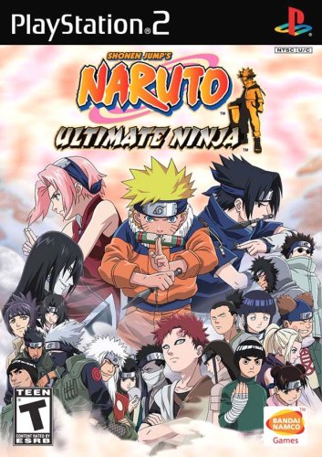Naruto: Ultimate Ninja - PlayStation - Collection Game Naruto