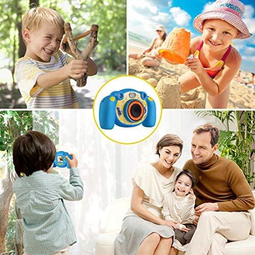 Amazon.es: Campark Cámara para Niños de Fotos y Video HD Cámara ...