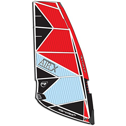 Aerotech Sails 2017 Air X-3.7-Red Windsurfing Sail
