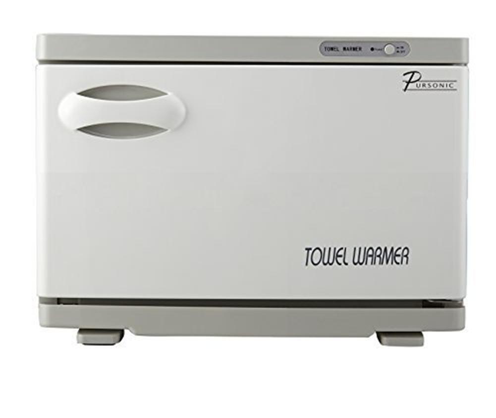2 en 1 Esterilizador de toalla 8L UV Toalla calentador Caliente Esterilizador Gabinete Piel Spa Herramienta Cabello Belleza Salón Casa Desinfectante ...