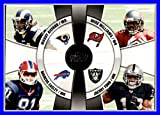 jacoby ford - 2010 Topps Prime Hobby 4th Quarter #4Q7 Mardy Gilyard Marcus Easley Mike Williams Jacoby Ford RAMS BILLS BUCCANEERS RAIDERS