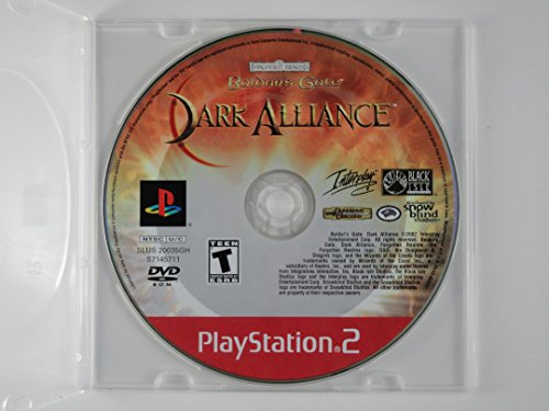 Baldur's Gate: Dark Alliance