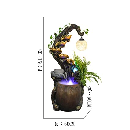CTO Large Rockery Fountain Decoration for Home Decoration in ...