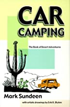 Car Camping: The Book of Desert Adventures