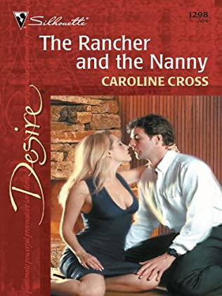 book cover of The Rancher and the Nanny