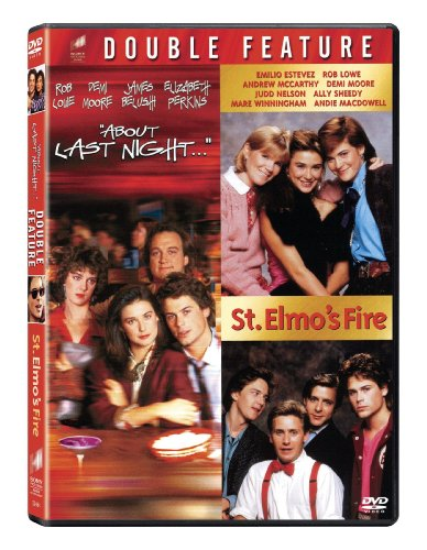 About Last Night & St Elmo's Fire