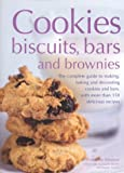 Cookies, Biscuits, Bars and Brownies, Catherine Atkinson and Valerie Barrett, 0754813002
