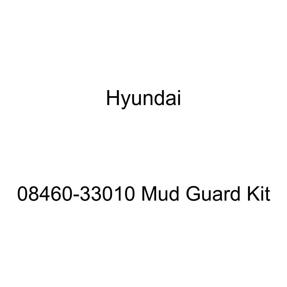HYUNDAI Genuine 08460-33010 Mud Guard Kit