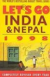 India and Nepal, St. Martin's Press Staff, 0312168926